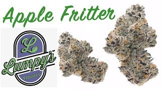 STRAIN REVIEW: Apple Fritter (Lumpy's)
