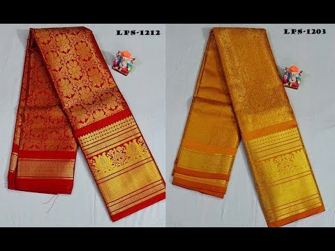New arrival art silk saree collections for best price
