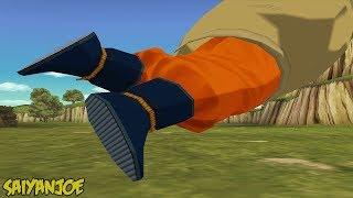 Cell Absorbs Krillin   Dragon Ball Z: Budokai