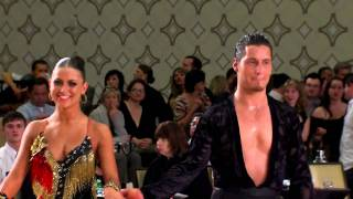 USA Dance 2010 National DanceSport - Adult Championship Latin pt2