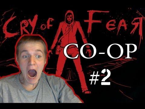 [ЛЮДИ ПРОТИВ МОНСТРОВ!] Cry Of Fear Co-Op #2 Прохождение
