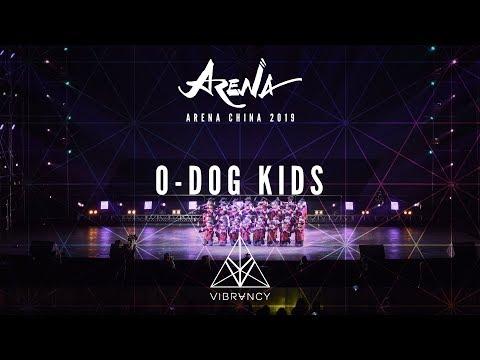 [1st Place] O-DOG   Arena China Kids 2019 [@VIBRVNCY 4K]