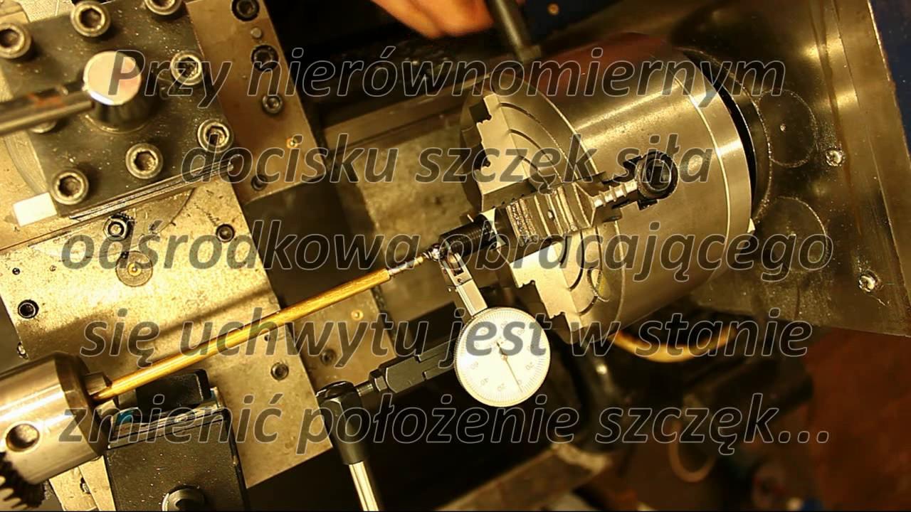 W Ultra Wykonanie korony lufy w Weihrauch HW 100 / Recrowning a barrel in HL57