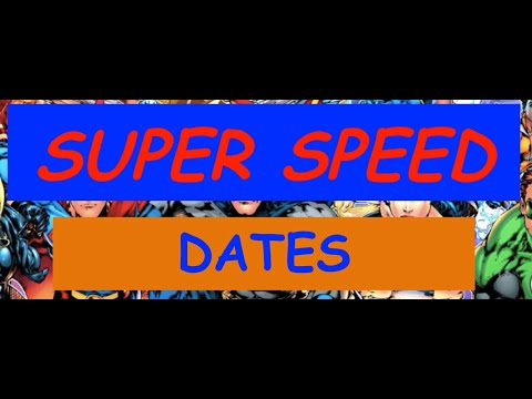 speed dating events calgary