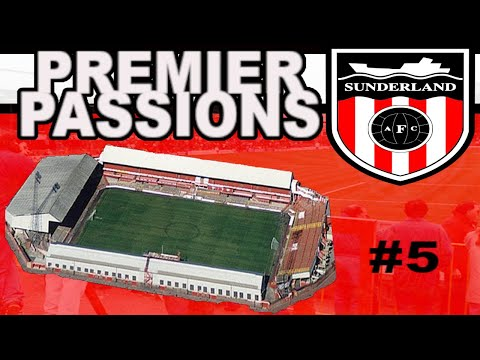 PREMIER PASSIONS 1998   SUNDERLAND AFC DOCUMENTARY #5