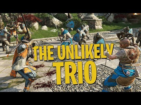 The Unlikely Trio - For Honor