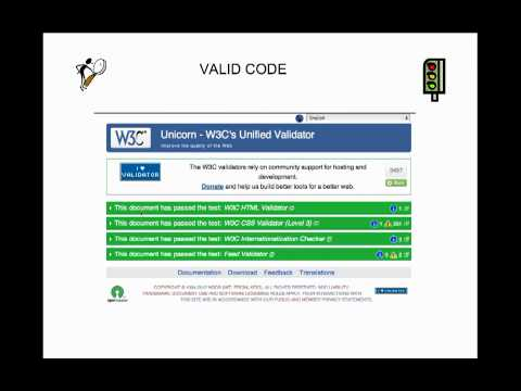 VALID VS INVALID CODE.mp4 The impact serving valid code can only be quantified in retrospect