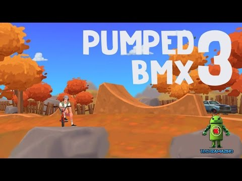 PUMPED BMX 3 (iOS / Android) Gameplay Trailer HD