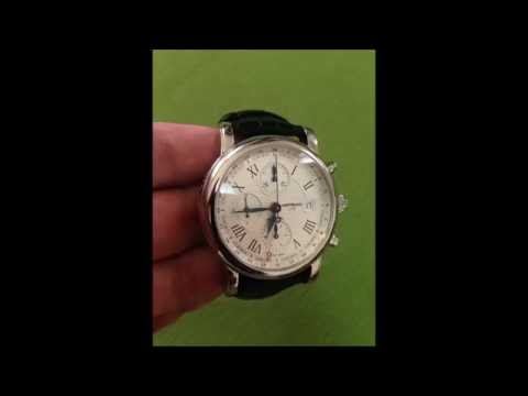 Monsieur montres - Montblanc Star Chrono UTC auto - 2