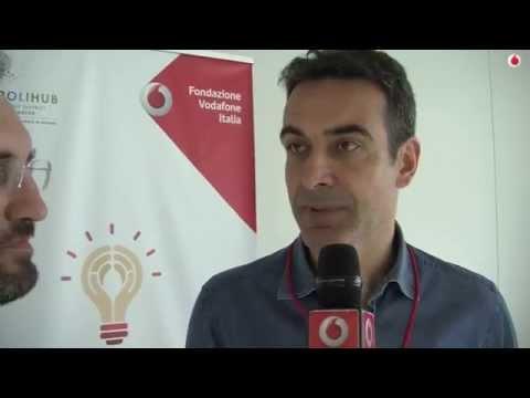 Con Massimo Russo di Wired Italia alla scoperta di Think for Social di Fondazione Vodafone