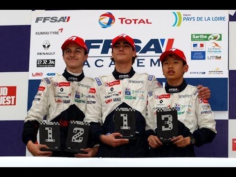 Grand Prix De Pau F4 2016
