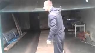 гаражные подъёмные ворота своими руками(, 2015-12-09T01:18:02.000Z)