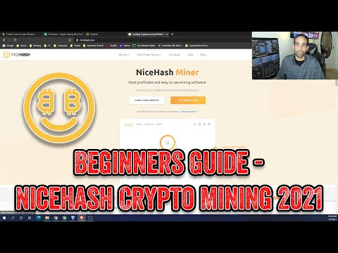 Nicehash - Beginners Guide To Mining Bitcoin