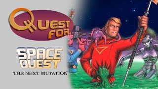 Обзор игры Space Quest 5: The Next Mutation - Quest for...