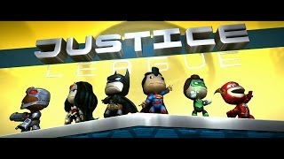 LittleBigPlanet 2 - DC Comics Premium Level Pack Part 1