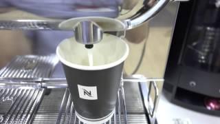 네스프레소 기업용 머신 설명