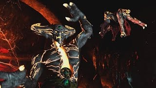Mortal Kombat X - Corrupted Shinnok X Ray Move on All Fighters / Characters (1080p 60FPS)