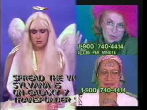 Sylvana the free satellite network tv psychic