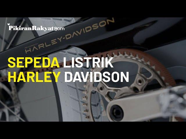 Harley Davidson Luncurkan Sepeda Listrik, Jangan Kaget Lihat Harganya