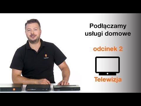 ORANGE EKSPERT - Jak Podłączyć Usługi Domowe: Telewizja - Odcinek #2