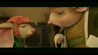 EL VALIENTE DESPEREAUX (The tale of Desperaux) - Trailer español