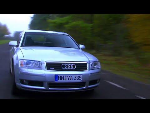 Top Gear ~ Audi A8 review