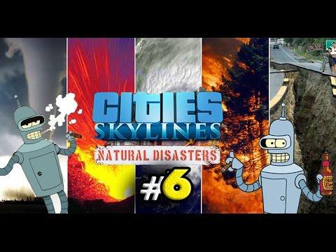 City Skyline Disasters Ep6 (Proper High Density Expansion)