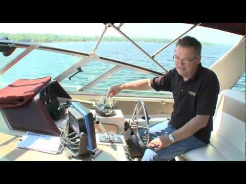 Bennett Trim Tab Install and Boat Test from PowerBoat TV