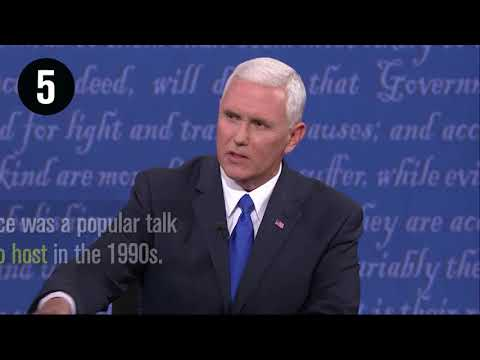 10 facts about Vice President Mike Pence