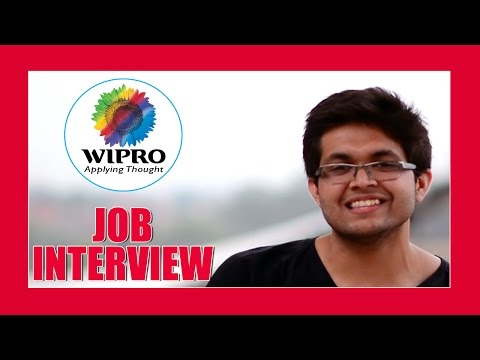 Job interview videos for freshers in india- Wipro