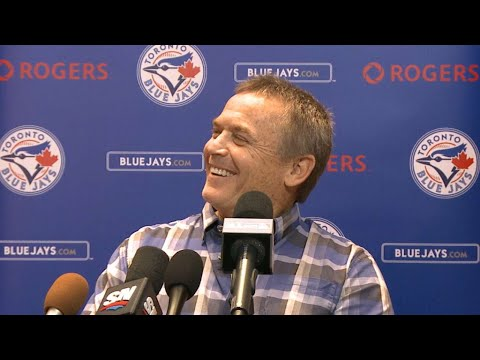 John Gibbons talks Blue Jays' 2018 outlook