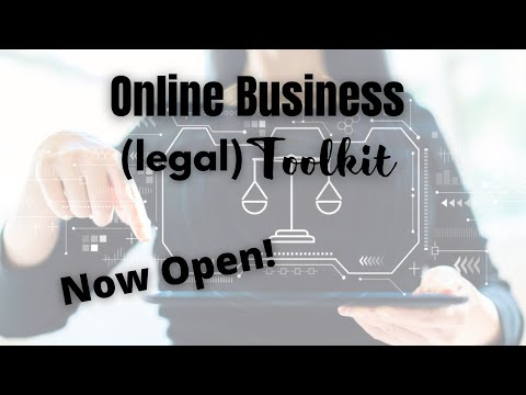 How to Legally Protect Your Online Business (without spending $$ on lawyers)