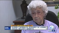 Elderly woman in jeopardy losing social security calls 7 Action News for help