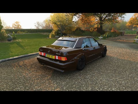 MERCEDES-BENZ  190E 2.5 FORZA HORIZON 4