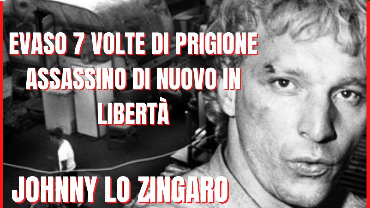 Download JOHNNY LO ZINGARO - ASSASSINO EVASO PER AMORE