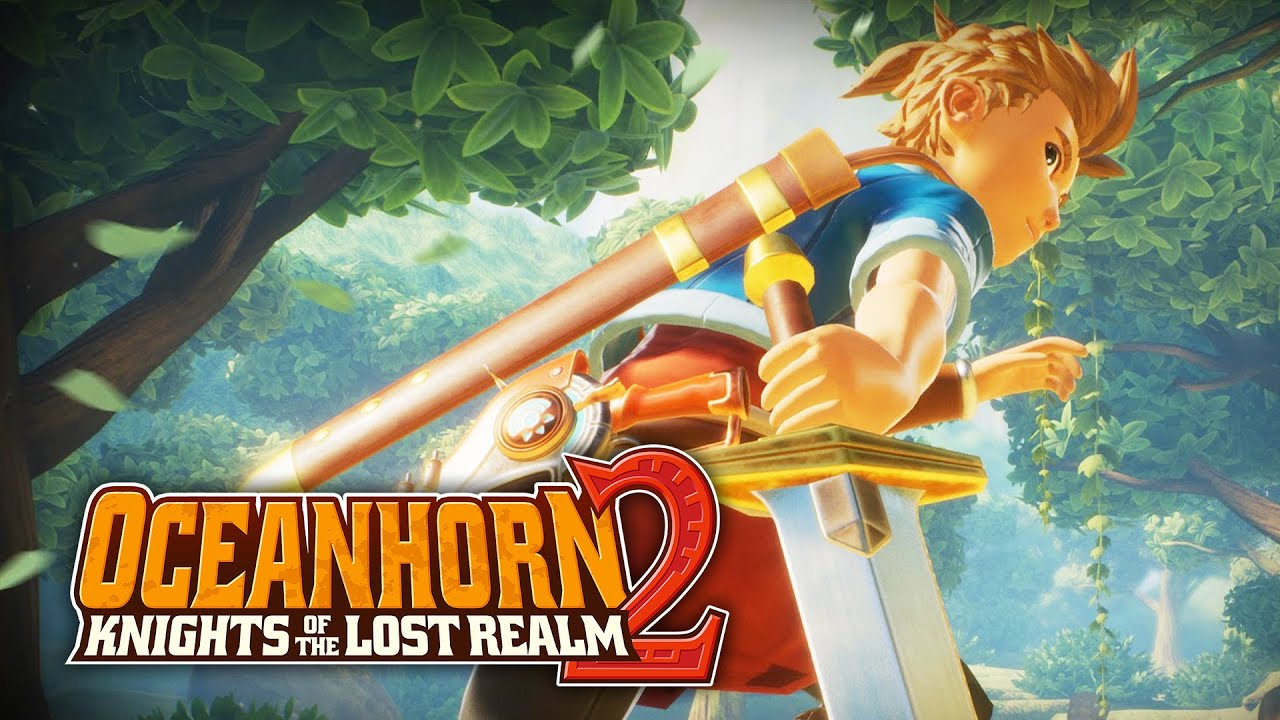 Oceanhorn 2: Knights of The Lost Realm - Apple Arcade