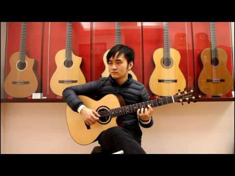 "Goblin 鬼怪 I Miss You (Soyou) ""Guitar Cover"" Steven Law"