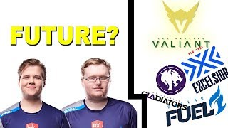 OWL PLAYOFFS! Taimou Uncertain about his future? Seagull Talks Being Pro And His Future!