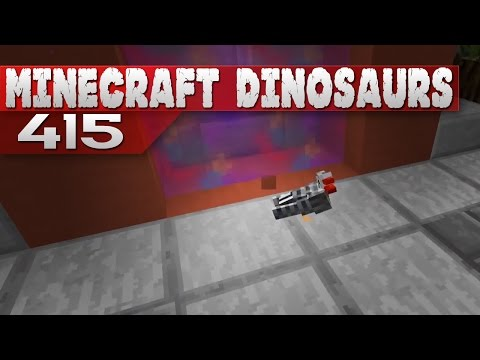 Minecraft Dinosaurs!    415    Bird and the Slime