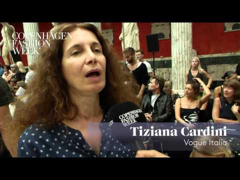 Tiziana Cardini, Vogue Italia - Interview SS14