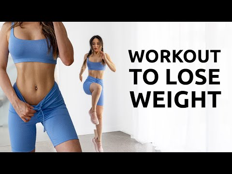 Do This Workout To Lose Weight   2020 2 Weeks Shred Challenge