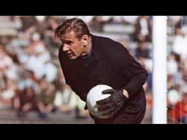 Football Hd Wespeakfootball: Lev Yashin, The Black Spider [Best Saves]