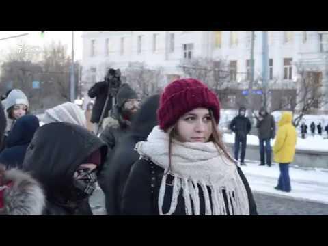 'Левый фронт' протестует против итогов выборов