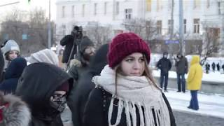 """""""Левый фронт"""" протестует против итогов выборов"""