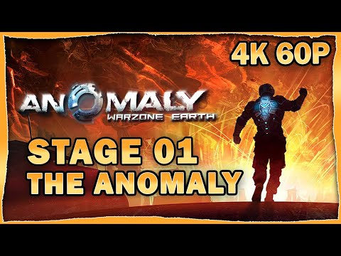 Anomaly Warzone Earth Gameplay - Stage 1: The Anomaly [4k 60p] |