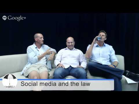 Hangout on social media and the law