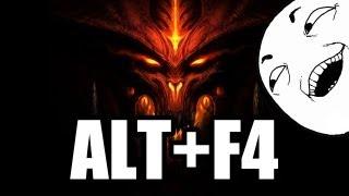Diablo 3 - Alt+F4