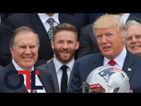 Should Patriots Have Canceled White House Visit? | Outside The Lines