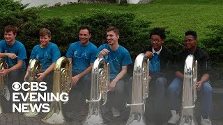 Young musicians shine in program run by Baltimore Symphony Orchestra