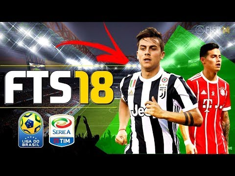 Download And Install First Touch Soccer 2018 (FTS 18) APK Android Data + OBB File Free subscribe